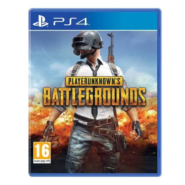 PlayerUnknowns Battlegrounds Playstation 4 -PUBG