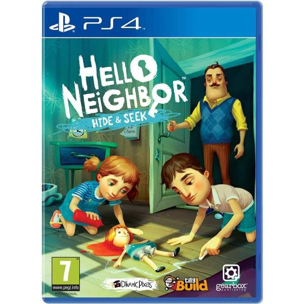 Hello Neighbour Hide and Seek Playstation 4