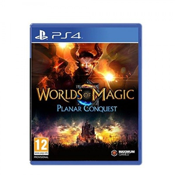 World of Magic Playstation 4