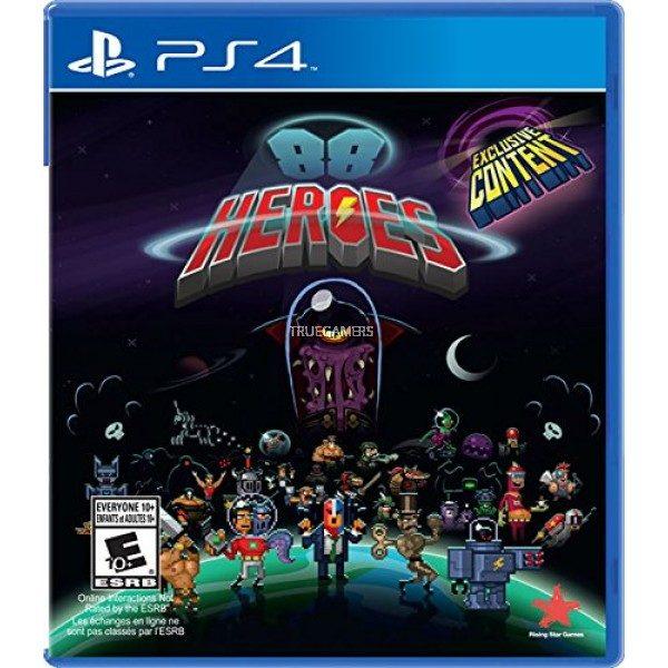 88 Heroes PlayStation 4