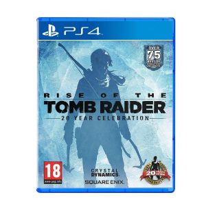 Rise of the Tomb Raider : 20 Year Celebration PS4
