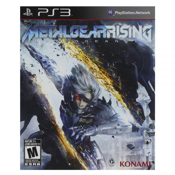 Metal Gear Rising: Revengeance - Playstation 3
